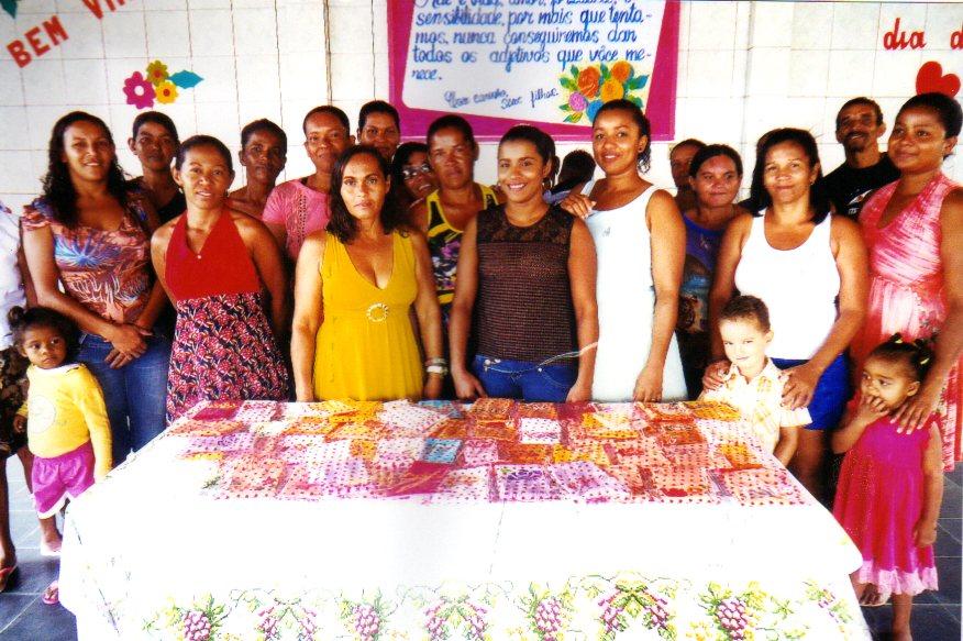 CENTRO DI FORMAZIONE BAMBIN GESU' – SANTA LUZ (BAHIA)